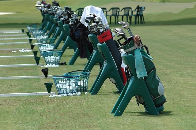 golf club balls