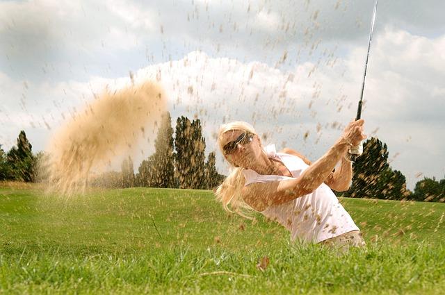 golf level player